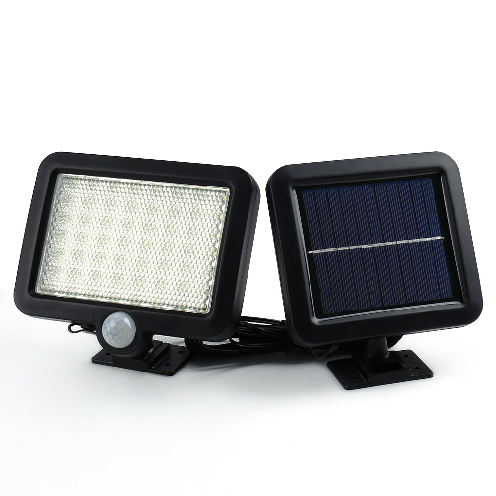 56 LED Solar Motion Detection Wall Light (3)