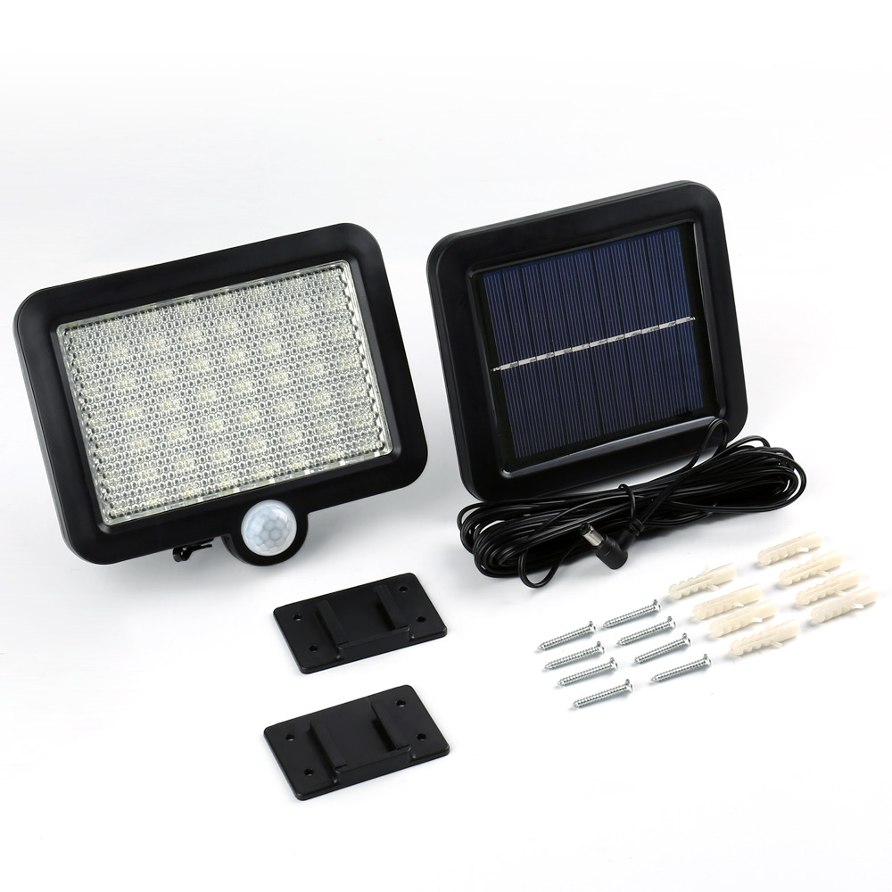 56 LED Solar Motion Detection Wall Light (4)