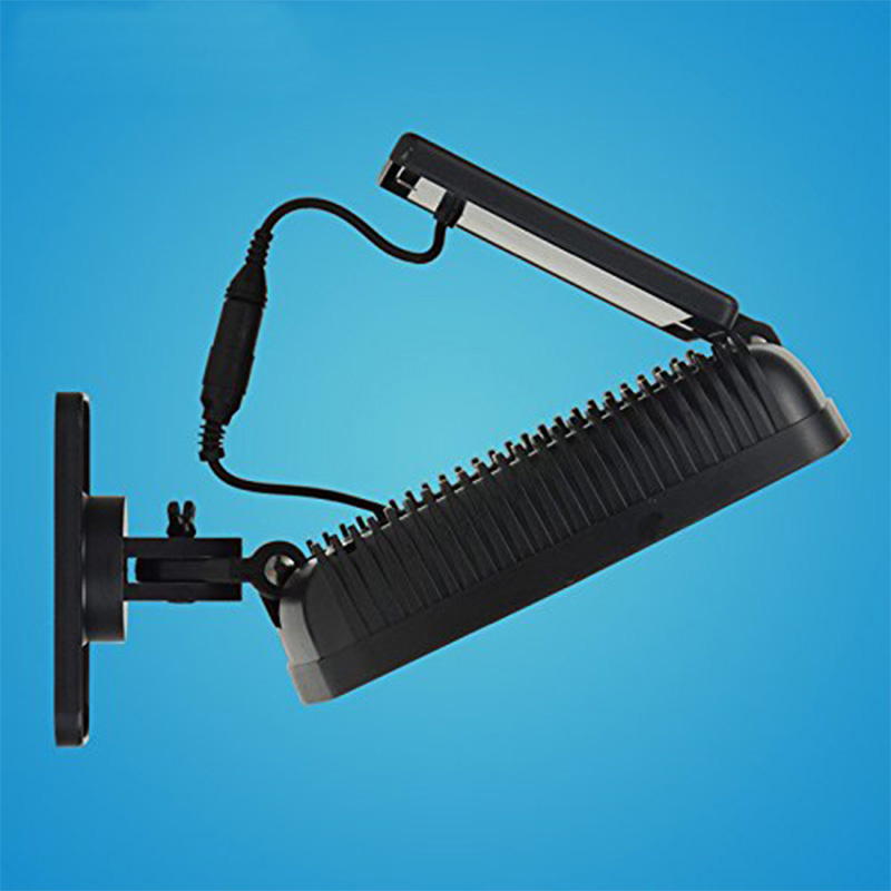 solar LED Motion Sensor Flood Light 2