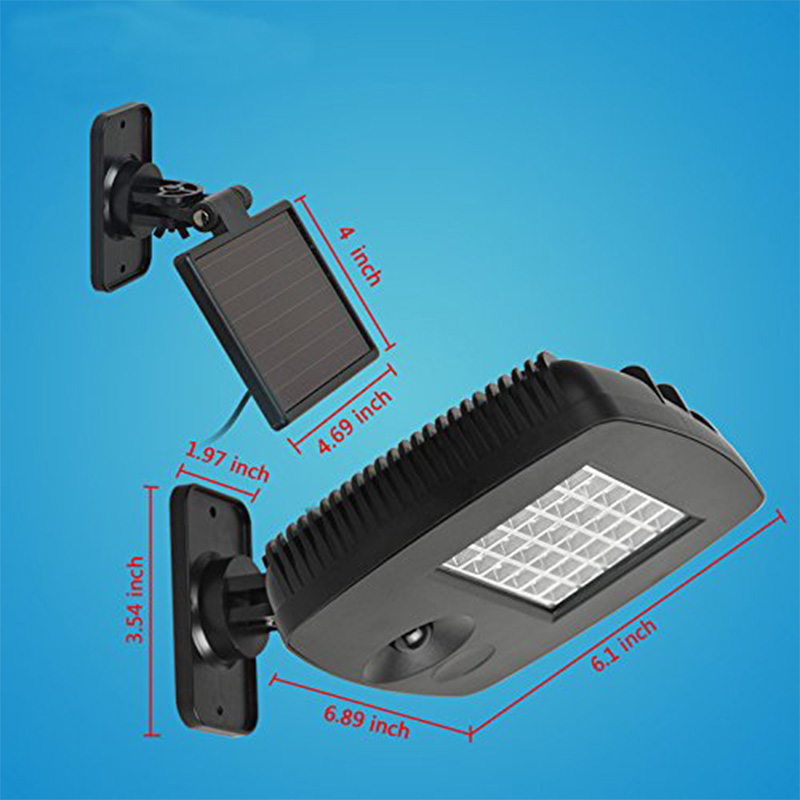 solar LED Flood Light 2