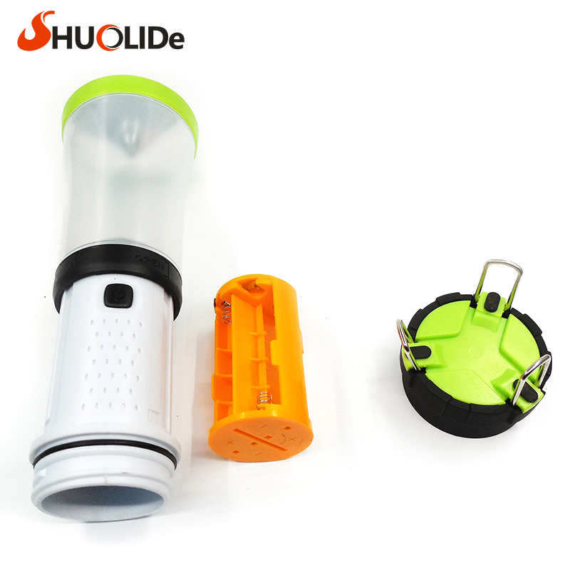 SLD-507 flashlight wuit  for outdoor 1000 lumens 2 mode 2-4 files  led torch lamp lantern waterproof  for hiking camping