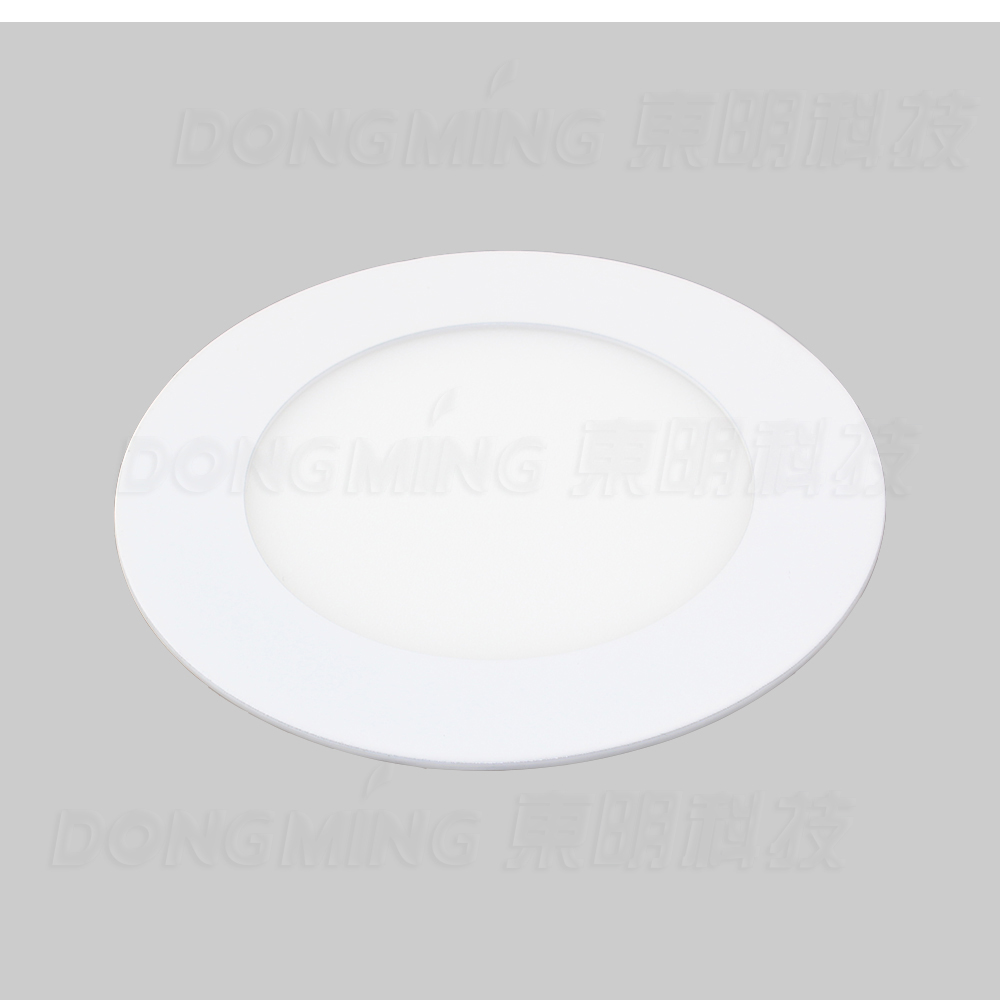 Hot Led Panel Downlight 3w 6w 9w 12w 15w 18w ultra thin Round LED Ceiling Recessed Light AC85-265V LED Panel Light SMD2835
