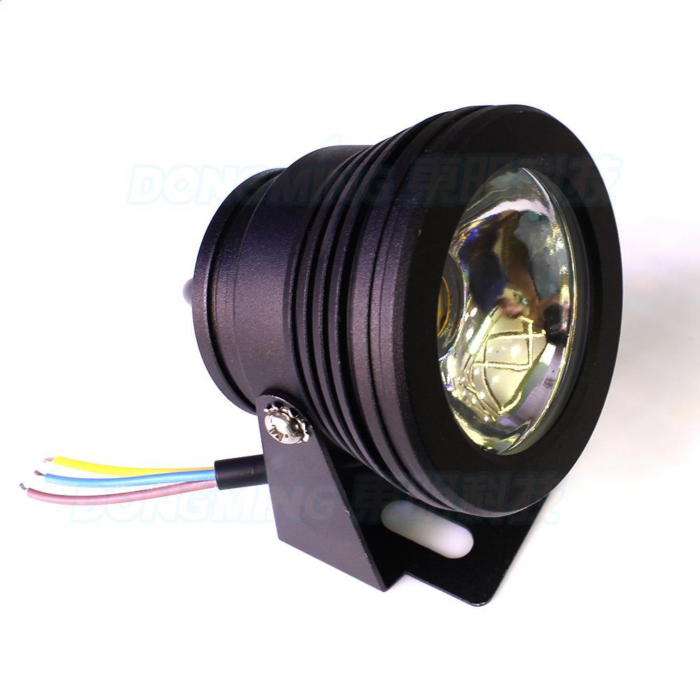 Led Underwater Lights Just 10pcs 10w Led Underwater Pool Light Black Cover Convex Lens Underwater Led Lamp Rgb Underwater Led Lights Ip68