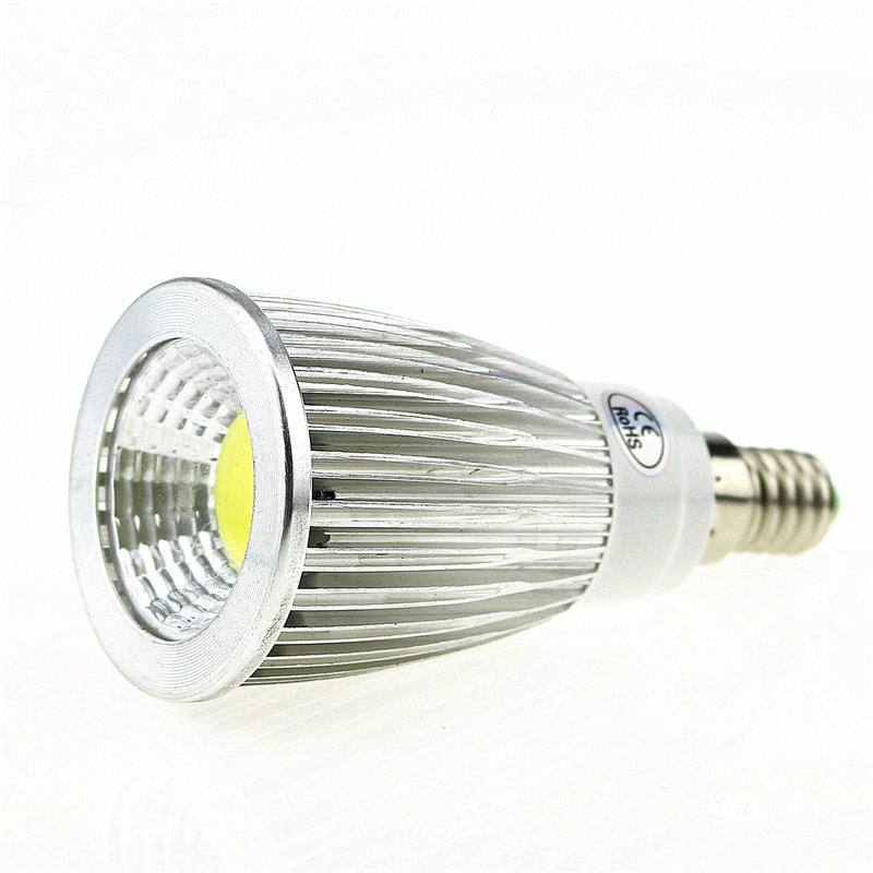10X High Lumen  E14 LED COB Spotlight  9W 12W 15W Dimmable AC110V  220V LED Spot Light Bulb  Lighting Lamp Warm/Cool white