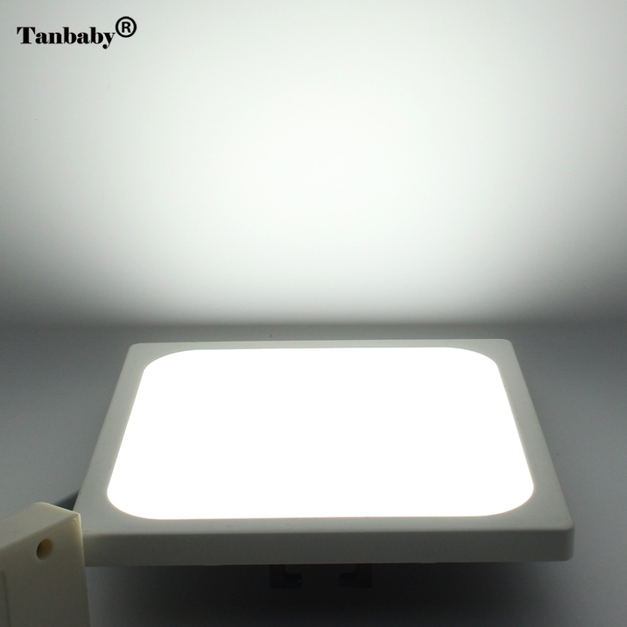 Tanbaby 1pcs 12W 16W Square LED panel downlight ultra thin LED ceiling recessed panel light AC85-265V led bulb lamps