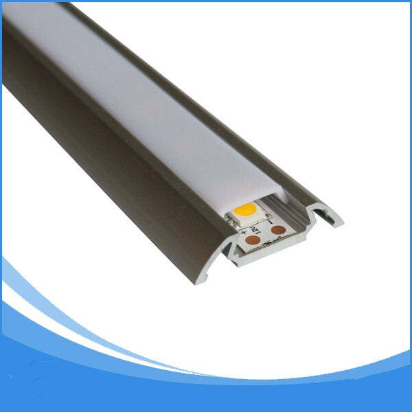10PCS 1m length LED strip channel free DHL shipping led strip aluminum channel housing-Item No. LA-LP28