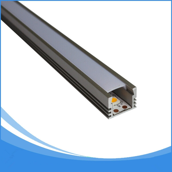 20PCS 1m length aluminum led profile housing free DHL shipping led strip aluminum channel housing Item No. LA-LP09