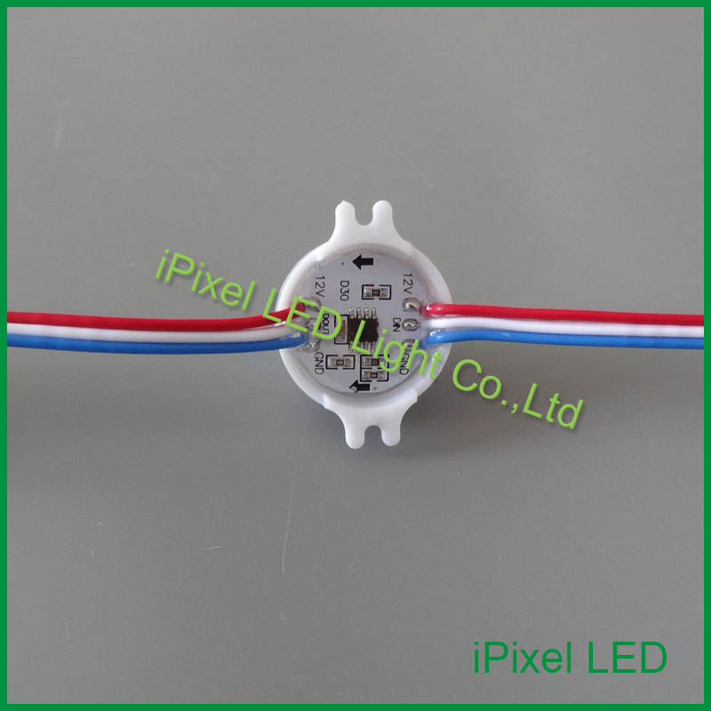 Christmas outside wall 30mm led pixel strip