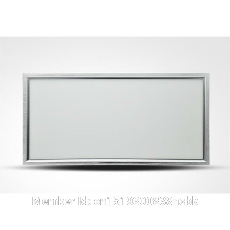 (12PCS/Lot) 3 Years Warranty 100-110LM/W CE RoHS 72W 600x1200 600*1200 LED Panel Light 600x1200mm 60x120cm