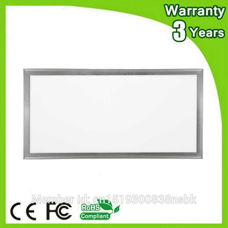 (5PCS/Lot) 85-265V 3 Years Warranty CE RoHS 72W 600*1200 600x1200 LED Panel Light 600x1200mm 60x120cm