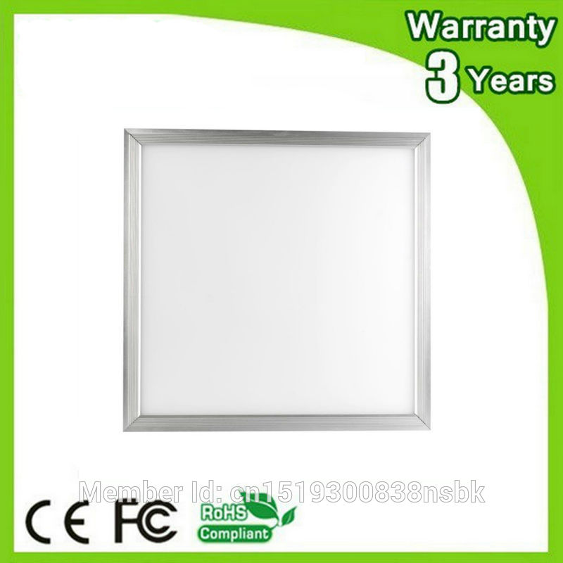 (12PCS/Lot) 3 Years Warranty 100-110LM/W CE RoHS 15W 300x300 300*300 LED Panel Light 300x300mm 30x30cm