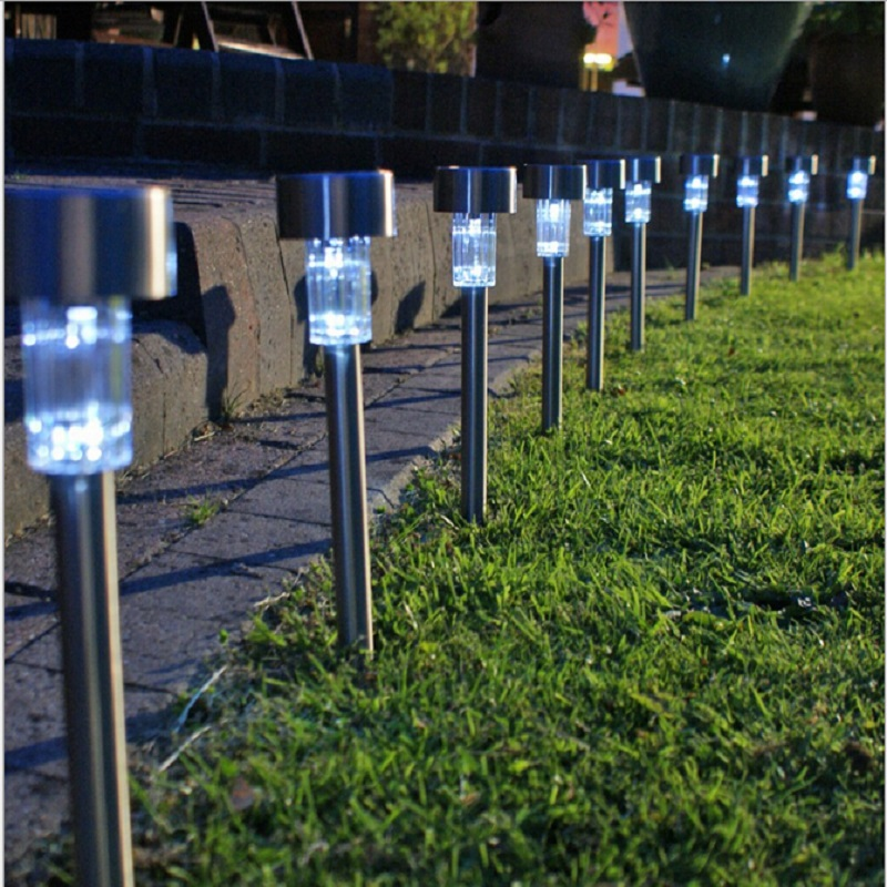 Garden Decoration Solar Led Lawn Light Outdoor