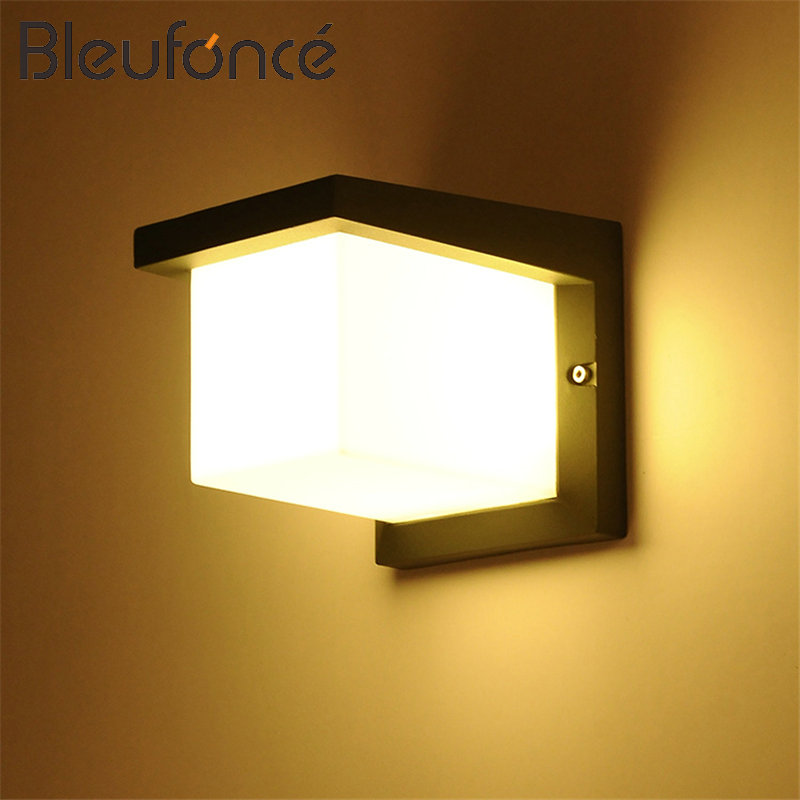 Outdoor Waterproof Wall Lamp Indoor Lamps Led