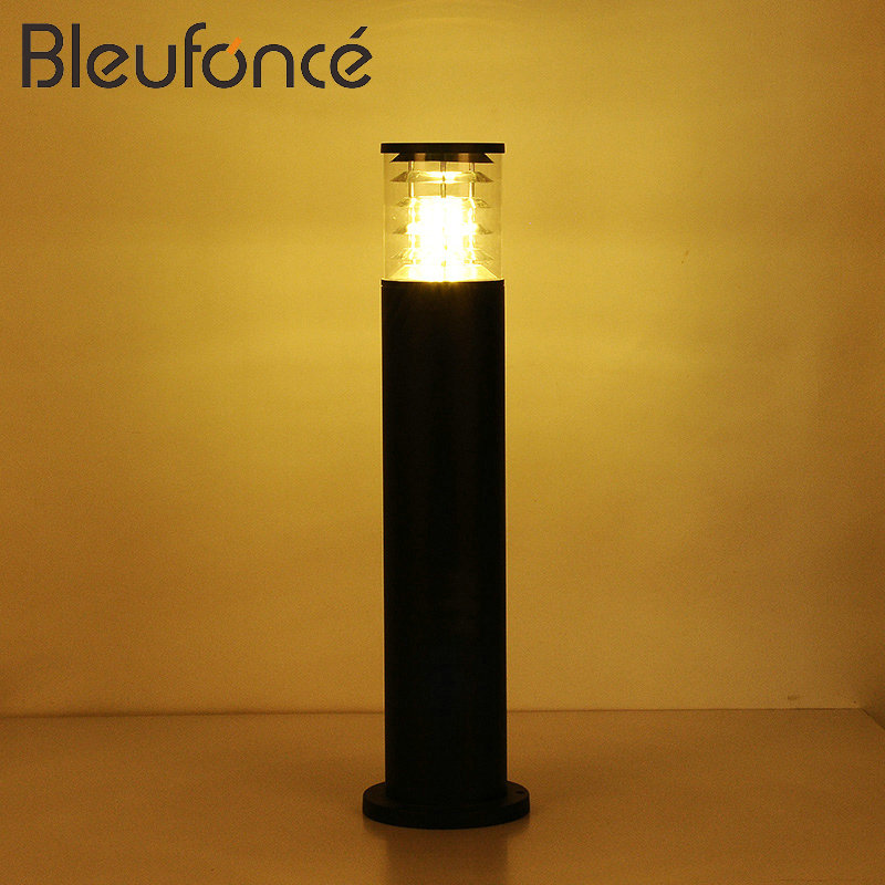 Lawn Lamp LED Outdoor  IP65 Waterproof Courtyard Lights Landscape Lamp Park Lawn Lamp E27 Garden Home Street Lamp NB70