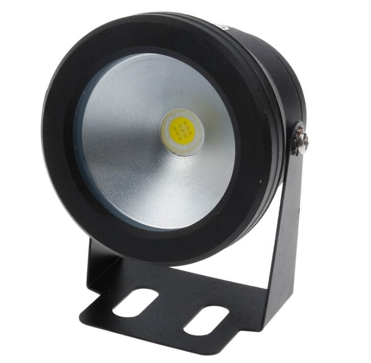 Wholesale price 10W COB led underwater fountain light flash waterproof light under water led pond lights for boats IP68 AC12V