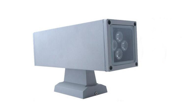 Modern decor Up Down Dual-Head Cylinder 8W LED Wall Light Outdoor Waterproof IP65 Wall Lamp AC 85-265V