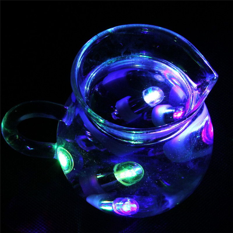 White, Warm White, Red, Pink, Green, Purple, Blue, Amber, Teal, Orange, RGB Battery Operated Waterproof Mini LED Balloon Lights