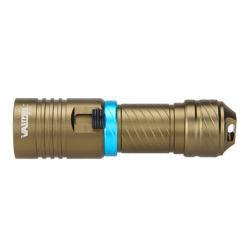 Waterproof 10000LM T6 LED Diving Scuba Flashlight Light Torch Camping Lanterna With Stepless dimming with 18650 Battery+Charger