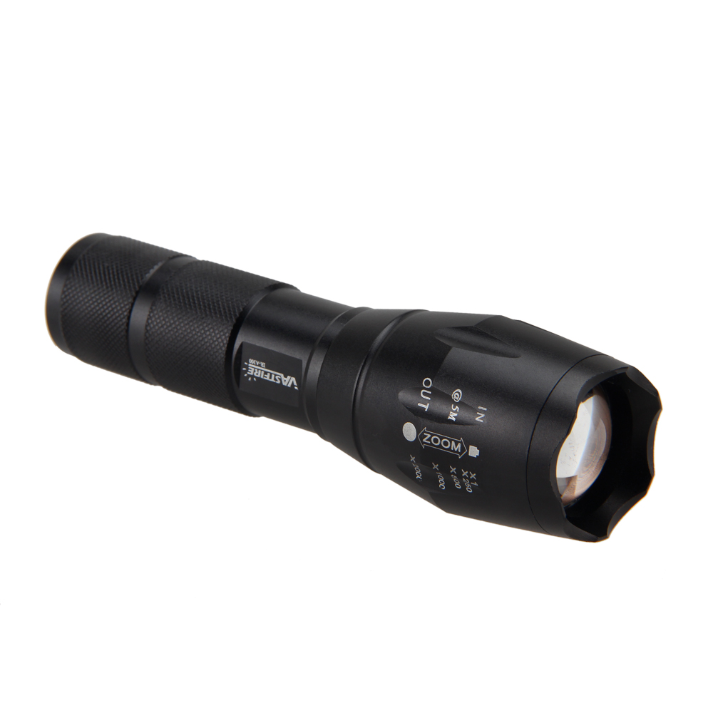 Vastfire IR 850nm 5w Night Vision OSRAM Infrared Zoomable LED Flashlight Torch