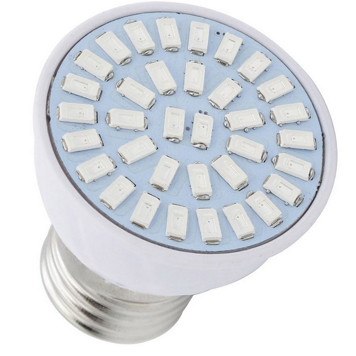 Big Promotion E27 3W  200LM 5733SMD 35 LED Red and Blue Grow Light Plant Flower Hydroponics Lamp Bulb AC 220-240V