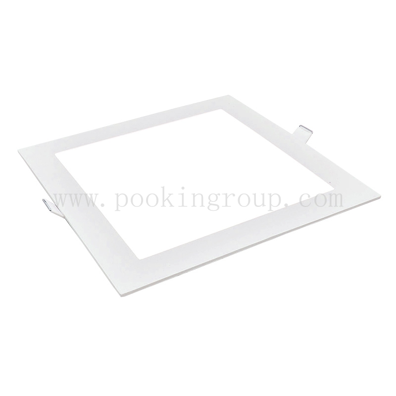 AC85V-265V LED Square Panel Light 3W 4W 6W 9W 12W 15W 18W LED ceiling Light Square Ultra thin LED downlight