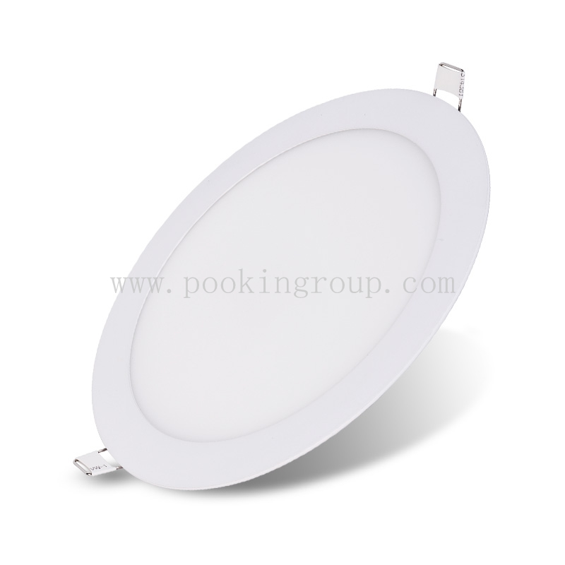 AC85V-265V LED Panel Light 3W 4W 6W 9W 12W 15W 18W LED ceiling Light Round Ultra thin LED downlight