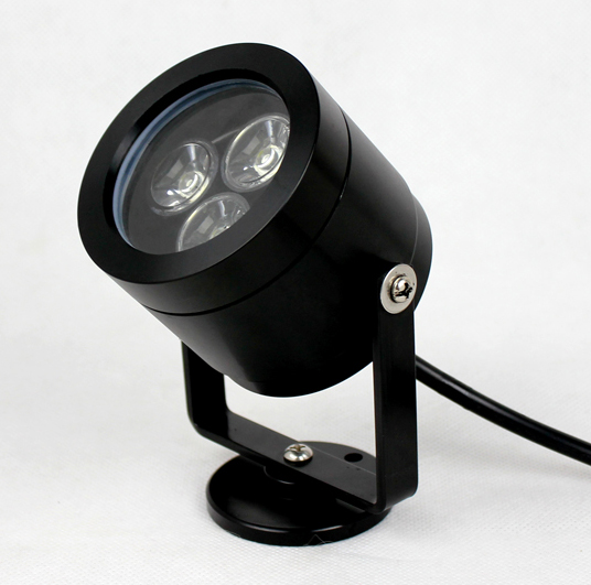 3W LED Underwater Light, high power led swimming pool light,waterproof underwater light,Warranty 2 year,SMUD-9-41