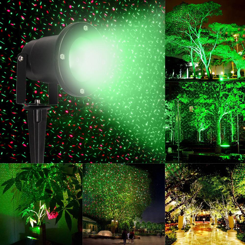 Laser Sky Stage Christmas Showers Outdoor Projector Spotlight LUzSGjqMVp