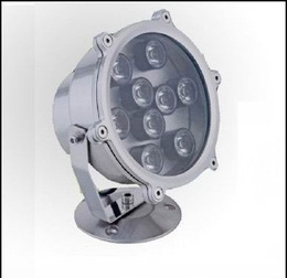 9w led underwater light,waterproof led underter light for swimming pool,warranty 2 years,SMUD-09-2