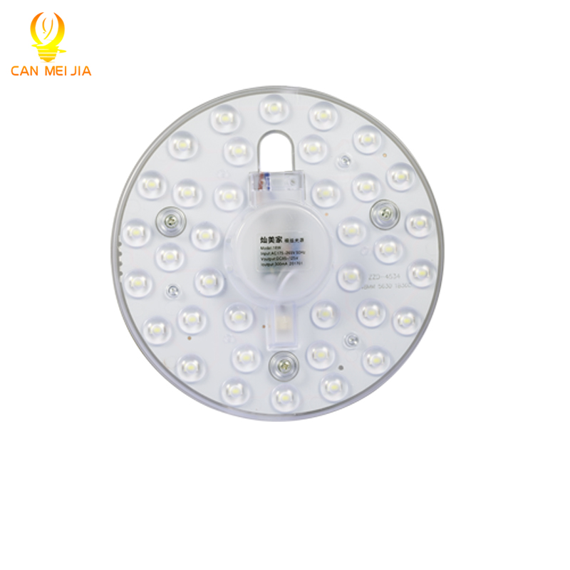 CANMEIJIA 220V Led Module 12W 18W 24W SMD2835 LED Light Board  for Leds Celling Pane Lamp Energy Saving Indoor Lighting White