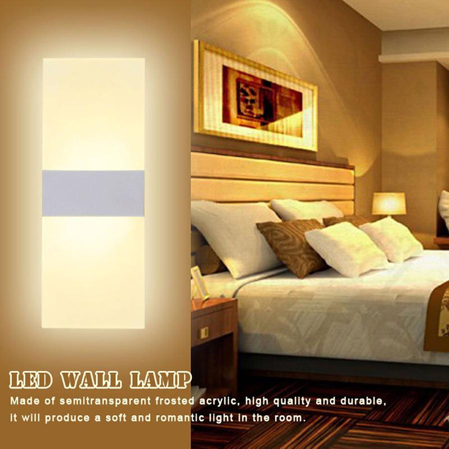 7W Modern LED Wall Lamp Wall Light Sconce Bathroom High Quality ...