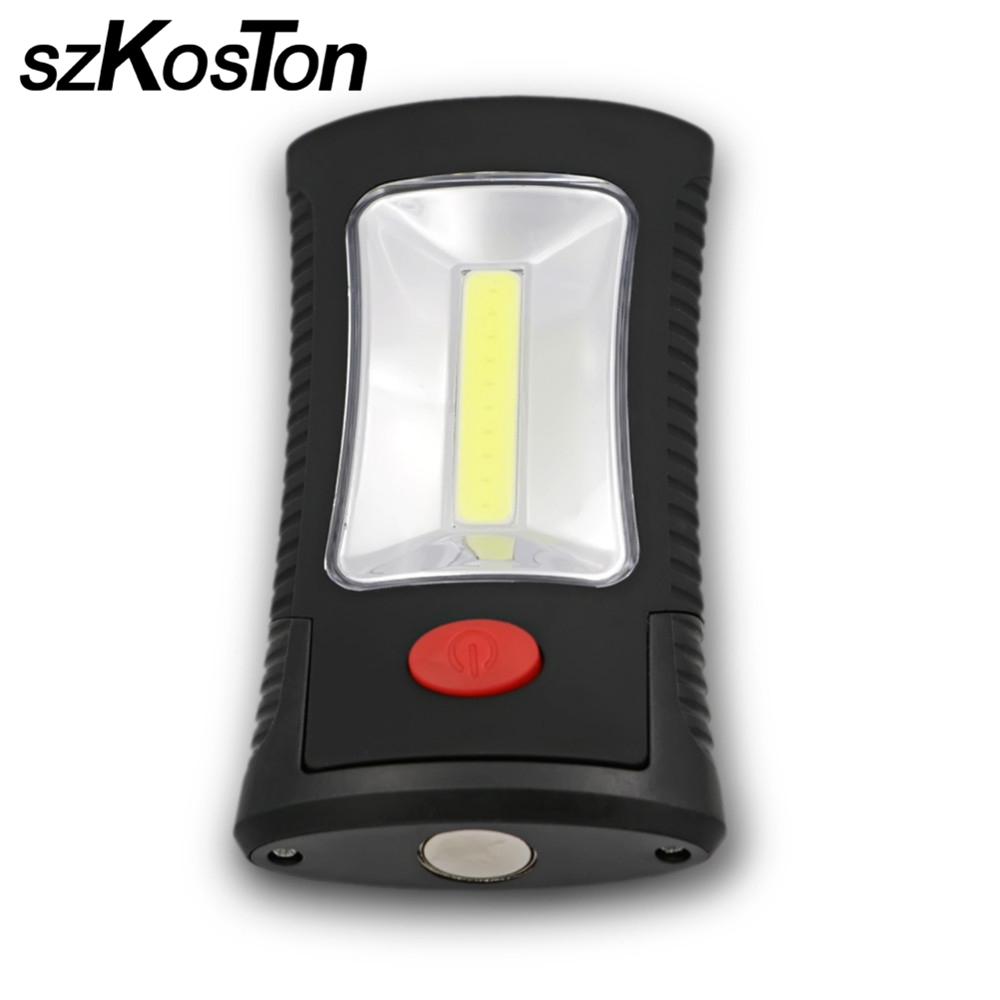 COB magnetic work light szKosTon1