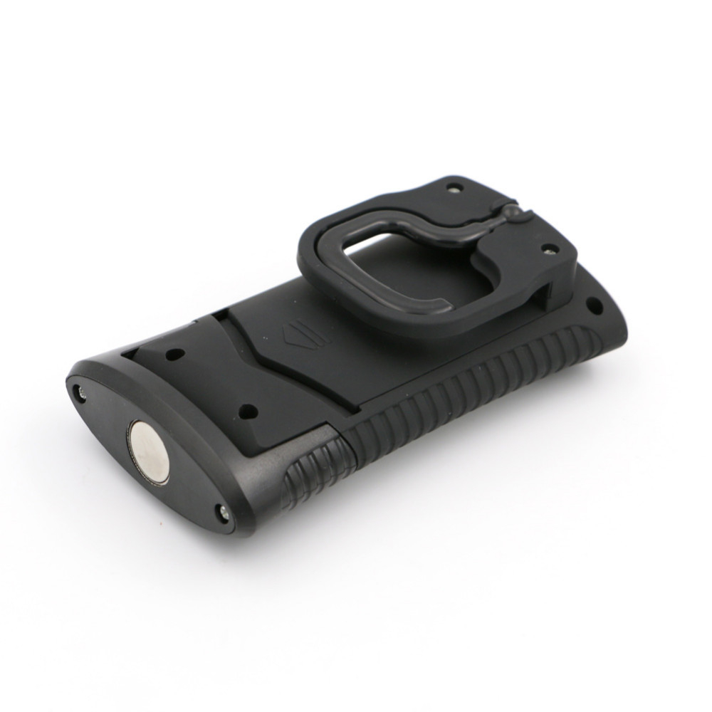 Multifunctional Portable COB LED Magnetic Folding Hook Work Light 2