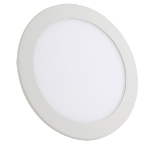 9W Panel Light Recessed Downlight Round 45 LED 2835 SMD Warm White 720LM 110V