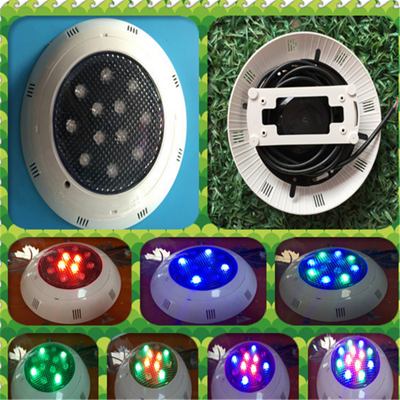 Par56 wall mounted Pool decoration lamp ,12VAC IP68 12W/18W/24W high power 45 degree pool light ,underwater lamp