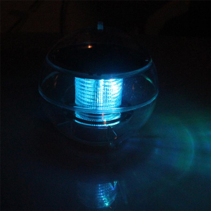Hi-Lumix Waterproof 7 Color RGB Changing LED Floating Lights Solar ...