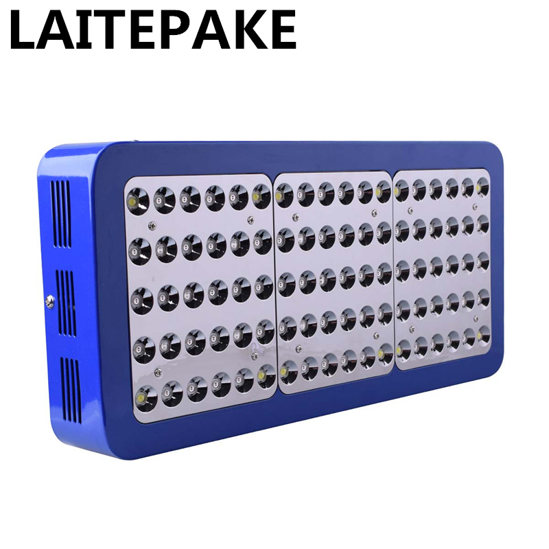 R900 LAITEPAKE 900w Full Spectrum LED Grow Light With 410-730nm 10W double chips For Indoor Plants Growing and Flowering