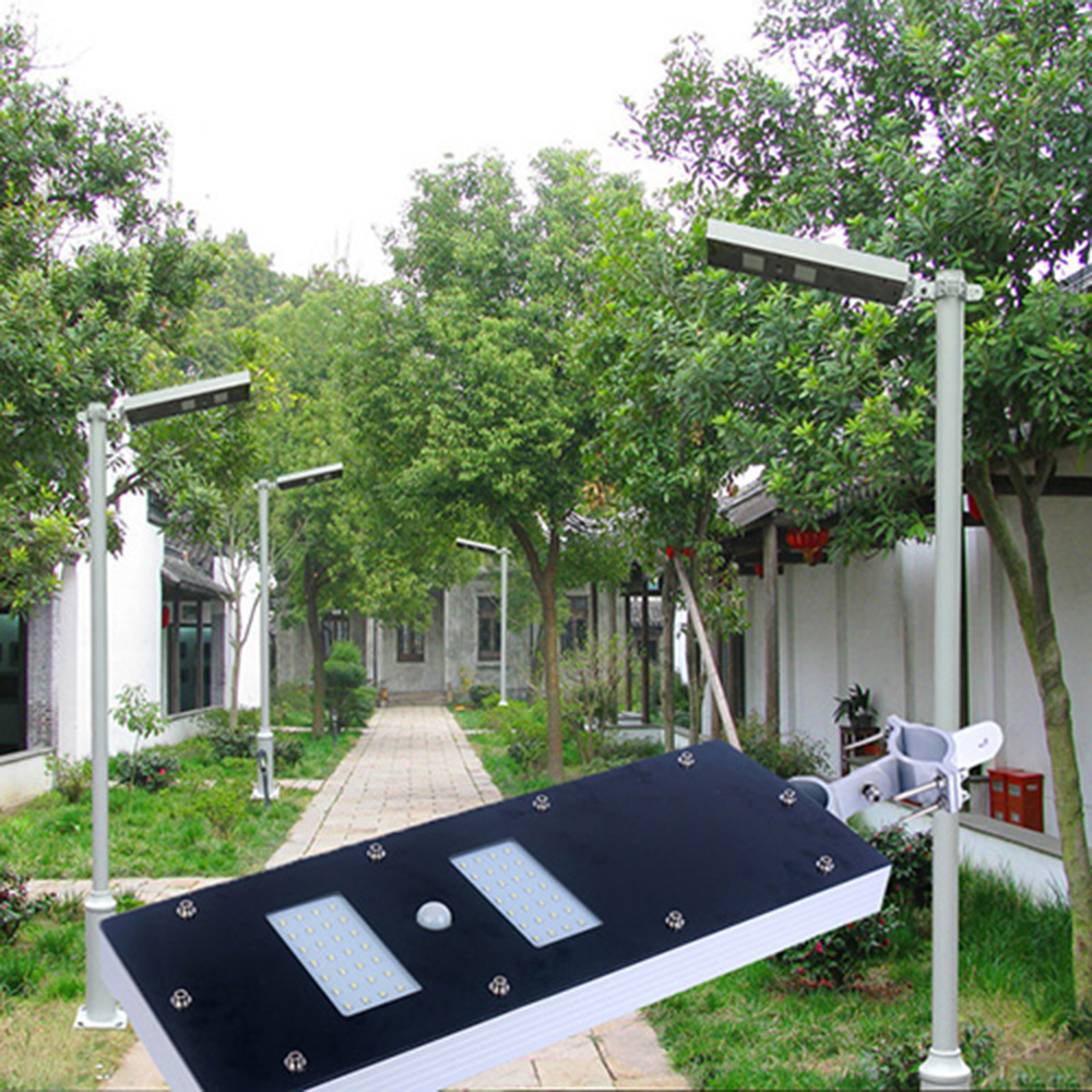 Solar Garden Light Solar Panel Light Outdoor Road Lights