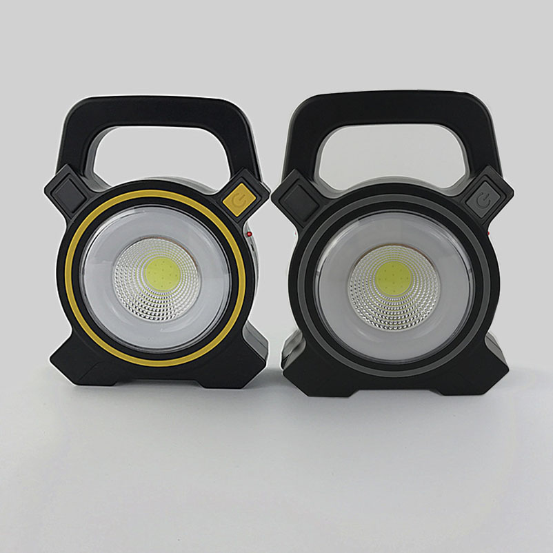 BestFire Waterproof Camping Lights LED Flashlight Portable Lantern Mini Tent USB rechargeable Light Emergency Lamp Torch Light