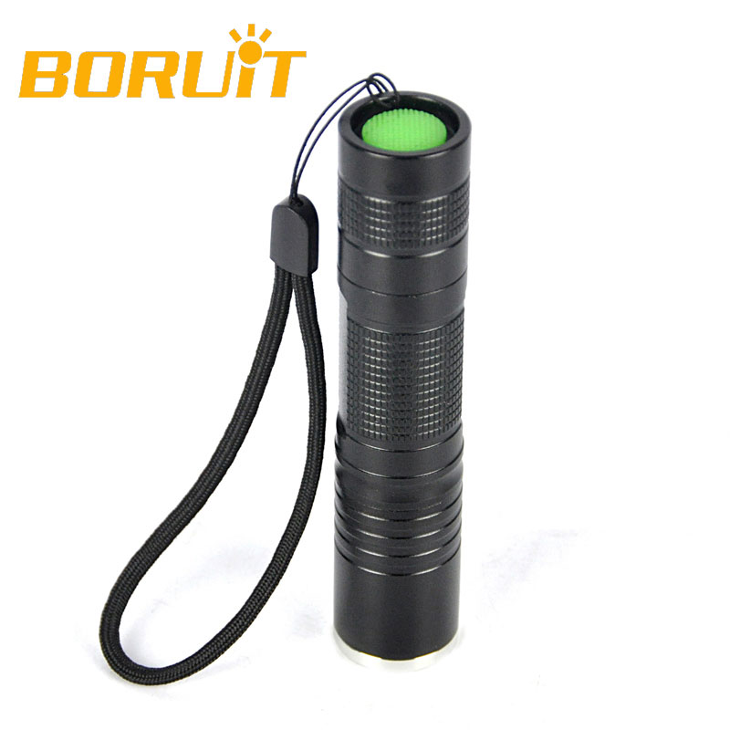Boruit XML T6 LED Flashlights 5-Modes Zoomable LED Torch 18650 Camping Lamps Outdoor Tactical Flash Lights Hunting Lighting