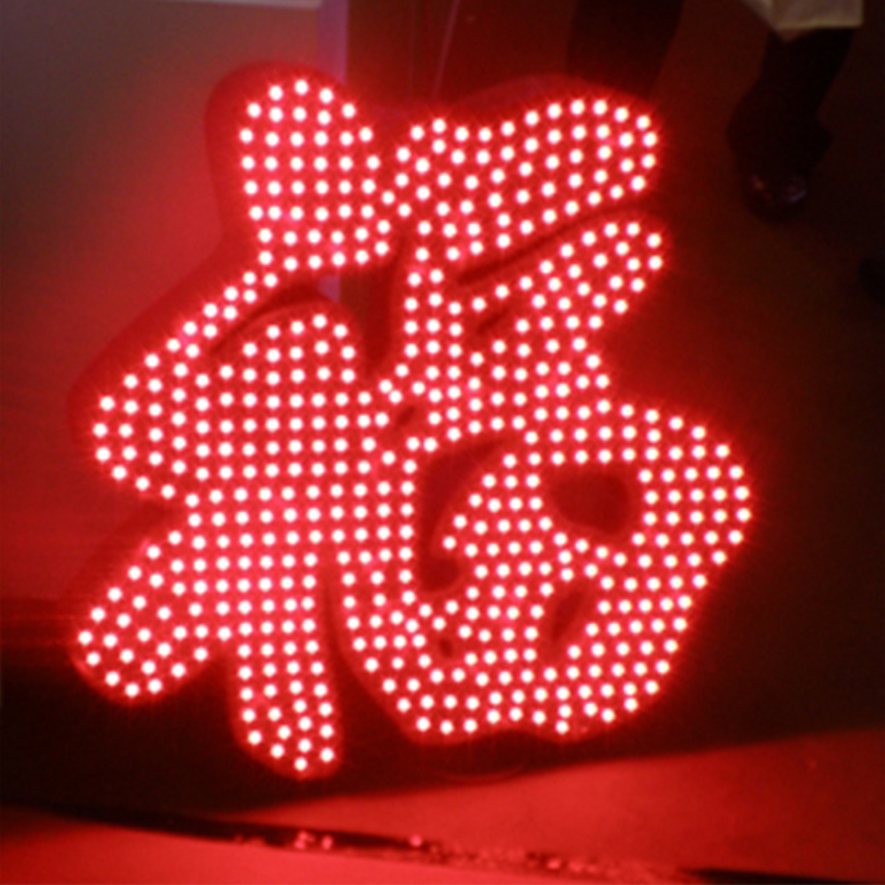 50pcs/lot WS2811 LED Pixels Module RGB 12mm String LED Light 5V LED Module IP68 Waterproof Point Lights LED Nodes