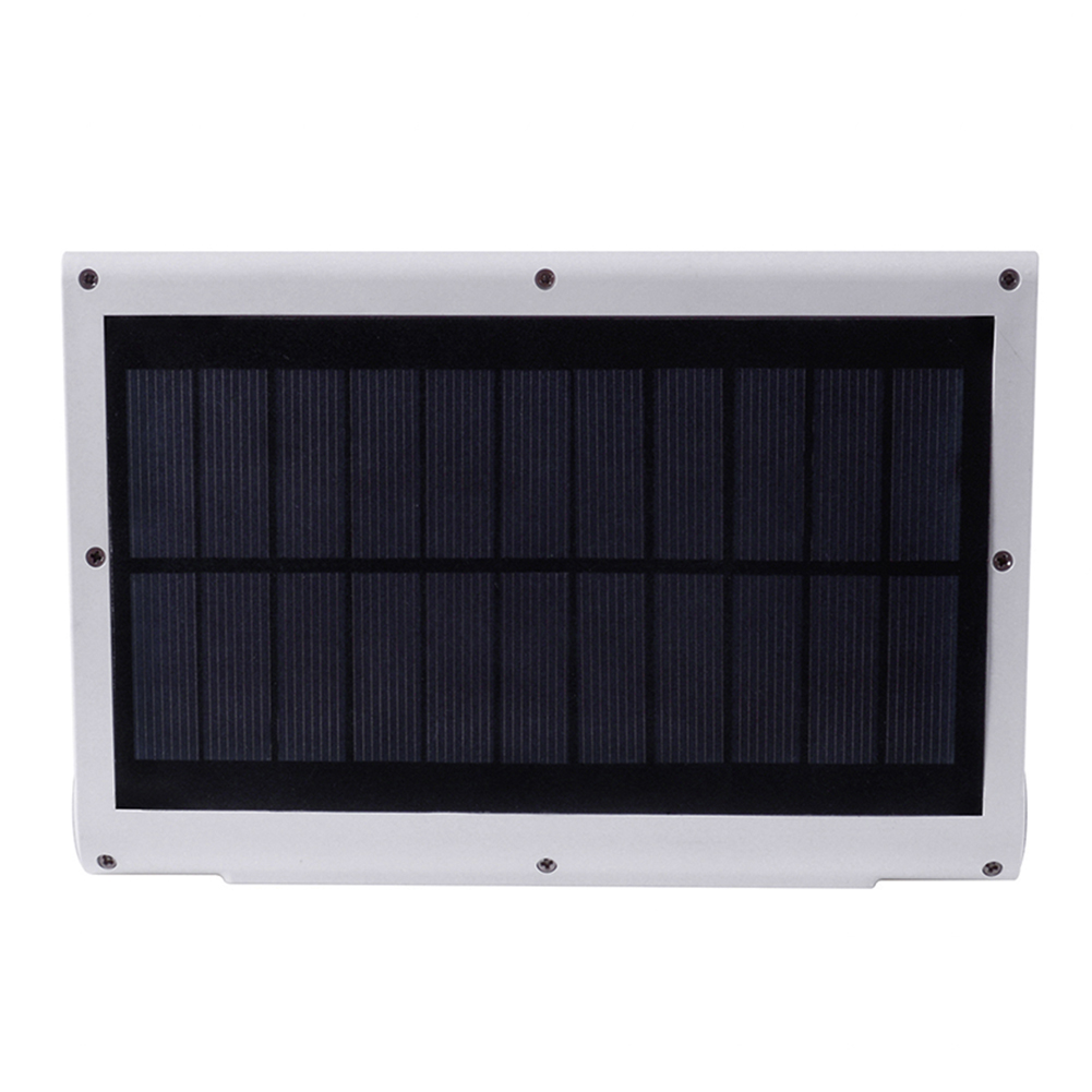 New 650LM 42 LED Waterproof PIR Motion Sensor Solar Power Wall Light Security Garden Outdoor Street Yard Path Emergency Light