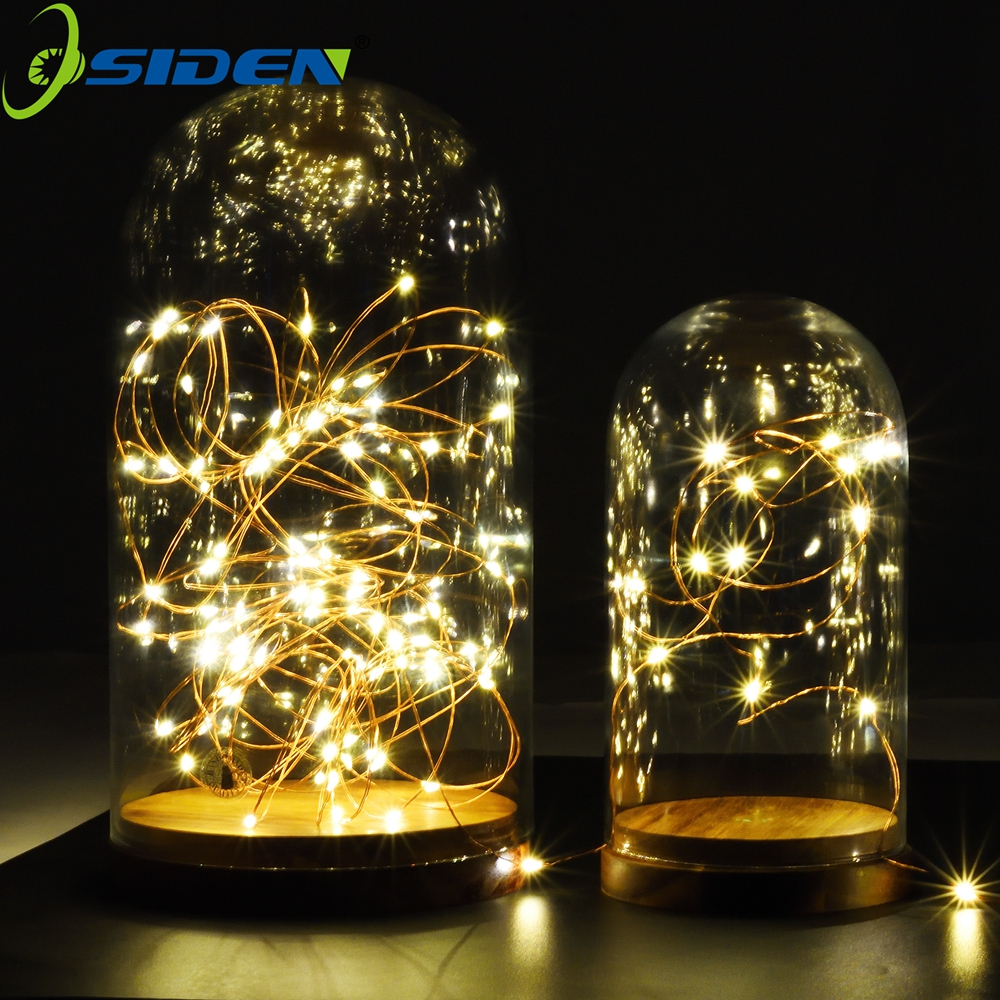 OSIDEN LED 10M 33Ft 5MUSB String Lights for Xmas Garland Party Wedding Decoration Christmas Flasher Fairy Lights Led StripLights