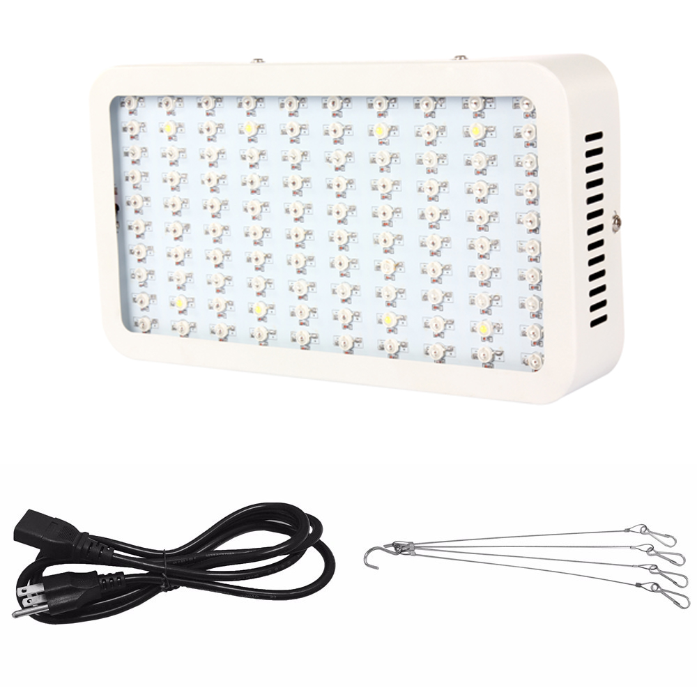 300W Led Grow Light Full Spectrum Led Plant Growth Lamp for Plants Vegetables Hydroponic System led indoor Grow Tent AC85-265V