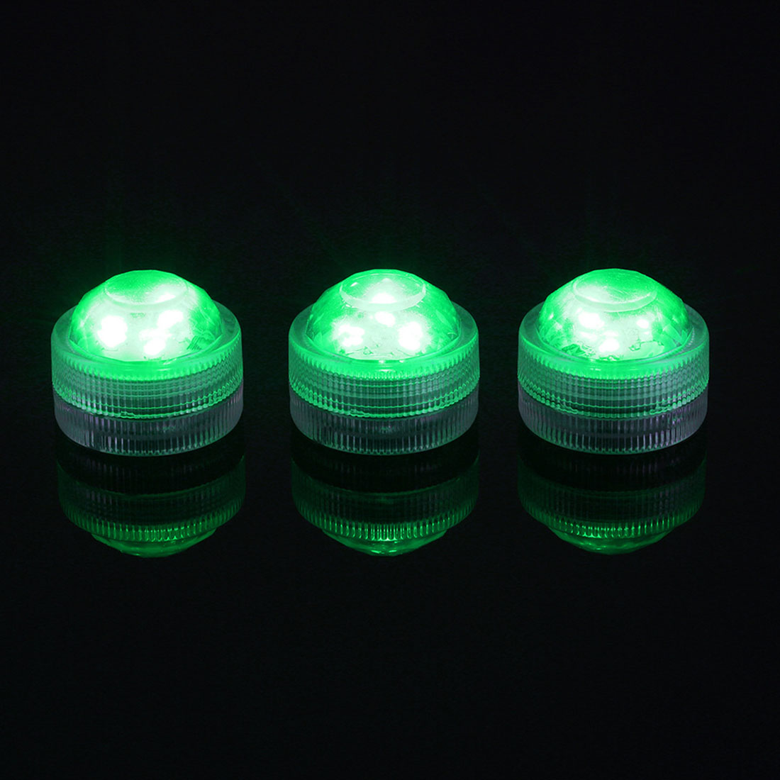 3PCS Waterproof Electronic Candle aquarium Diving lights Fish Tank Lamp night light for coffee bar wedding party supplies P20
