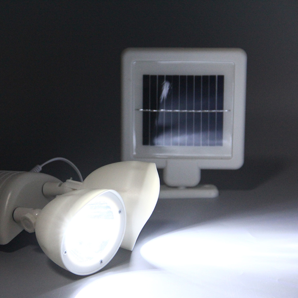 High Quality Generation White Solar Powered Energy Motion