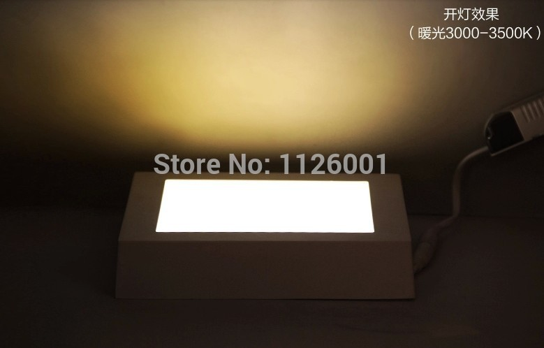 2016 Special Offer Ce Painel Led Hot Sell 1 Pcs Lot 24w Square Surface Mounted Down Lights Advantage Products High Quality