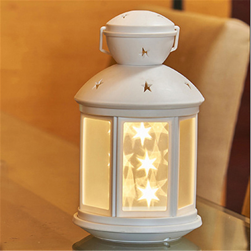 12 LED 3D Atmosphere Ceiling Lamp Bedside Visual Desktop Night Lamp LED Camping Lantern Night Light For Baby Children Bedroom