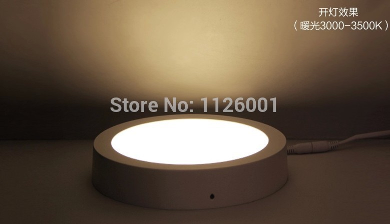 2016 Promotion Led New Design 10pcs/lot Dimmable 0-100 % Smd Surface Mounted Down Lights Advantage Products High Quality