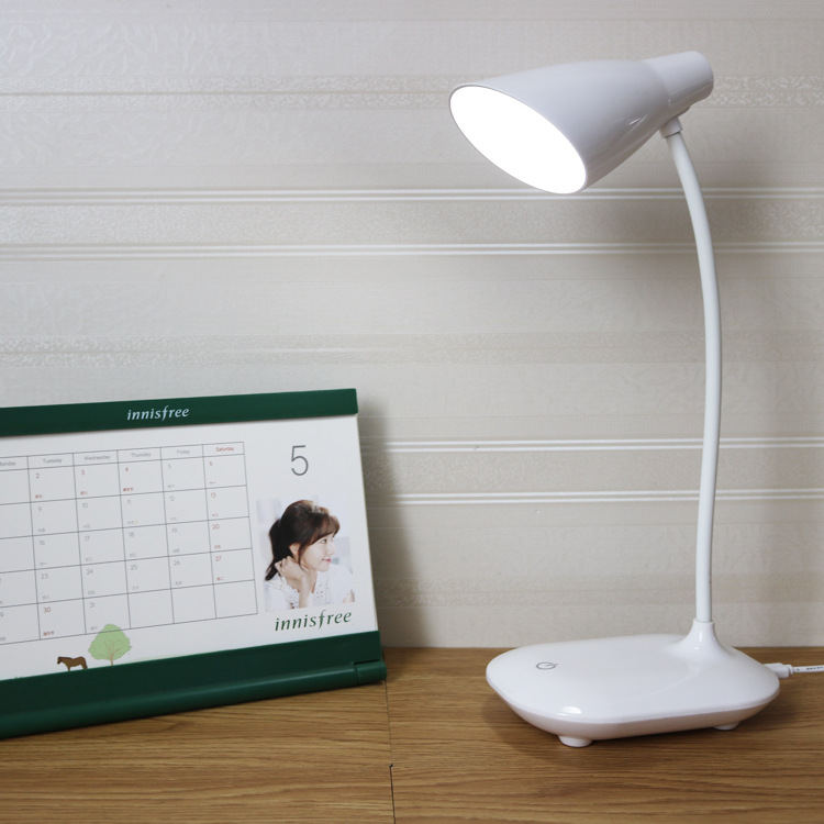 New Super Bright Desk Lamp LED Bed Book Reading Lamp Table Lamp Indoor Outdoor Emergency Light